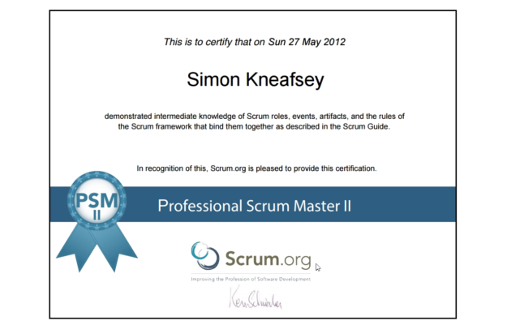 How To Pass PSM II From Scrum.org