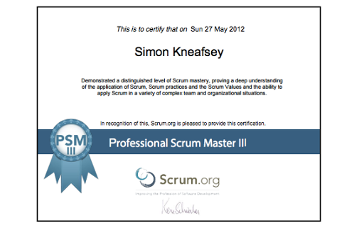 How To Pass PSM III From Scrum.org