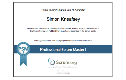 How To Pass The Professional Scrum Master I (PSM I) Assessment From