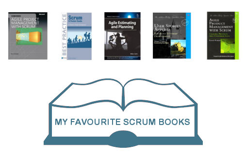 My Favourite Scrum Books