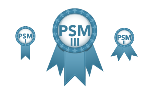 PSM III assessment and certification from Scrum.org