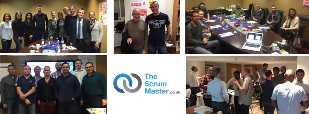 TheScrumMaster.co.uk courses