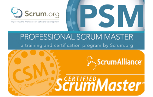 scrum.org professional scrum master (psm) vs scrum alliance ...