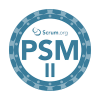 Professional Scrum Master II course Live Virtual (London, UK time) 22-23rd April 2021