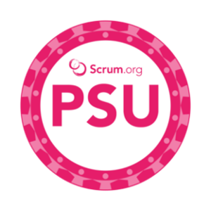 Scrum.org PSU