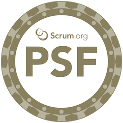 Professional Scrum Foundations (Scrum.org)
