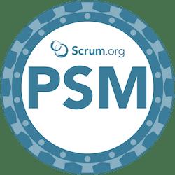 Professional Scrum Master (Scrum.org)