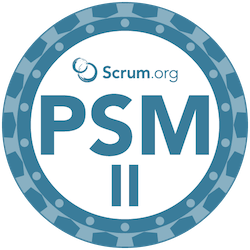 Professional Scrum Master II (Scrum.org)