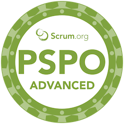 Professional Scrum Product Owner - Advanced