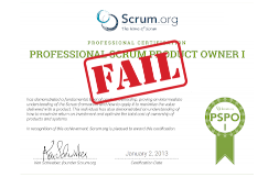 How To Pass PSPO I Scrum.org