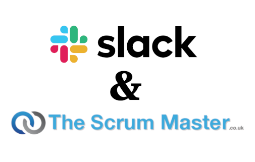 Slack & TheScrumMaster.co.uk