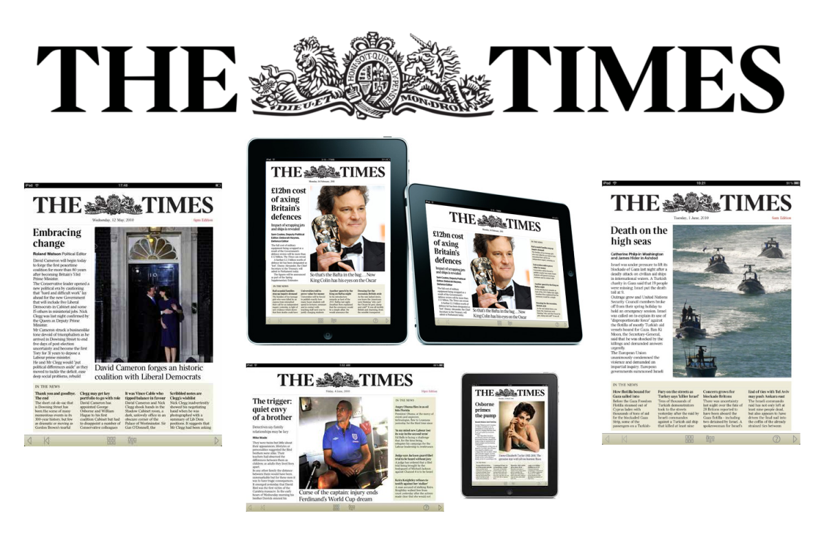 The Times iPad App & Scrum Case Study