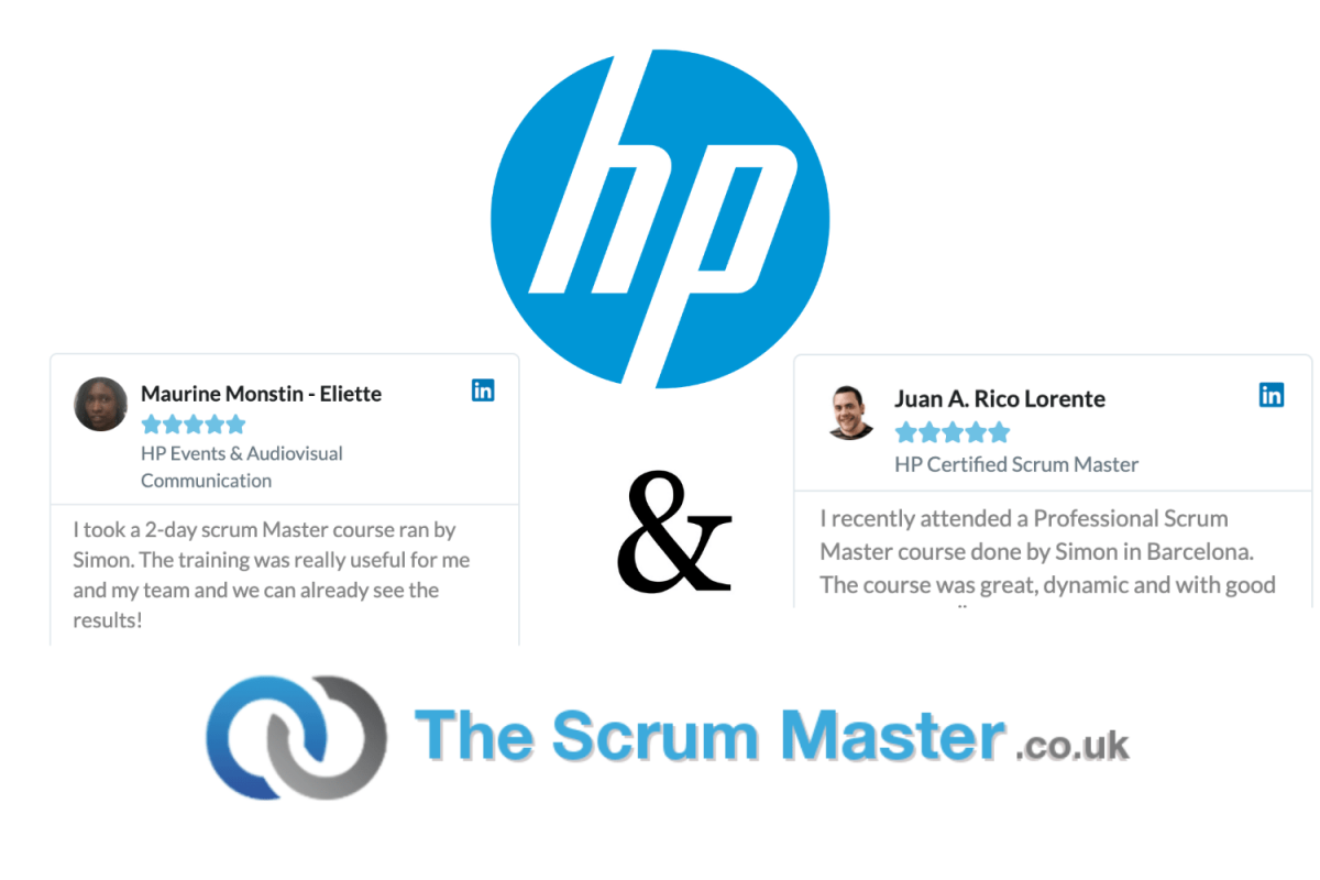 HP & TheScrumMaster.co.uk