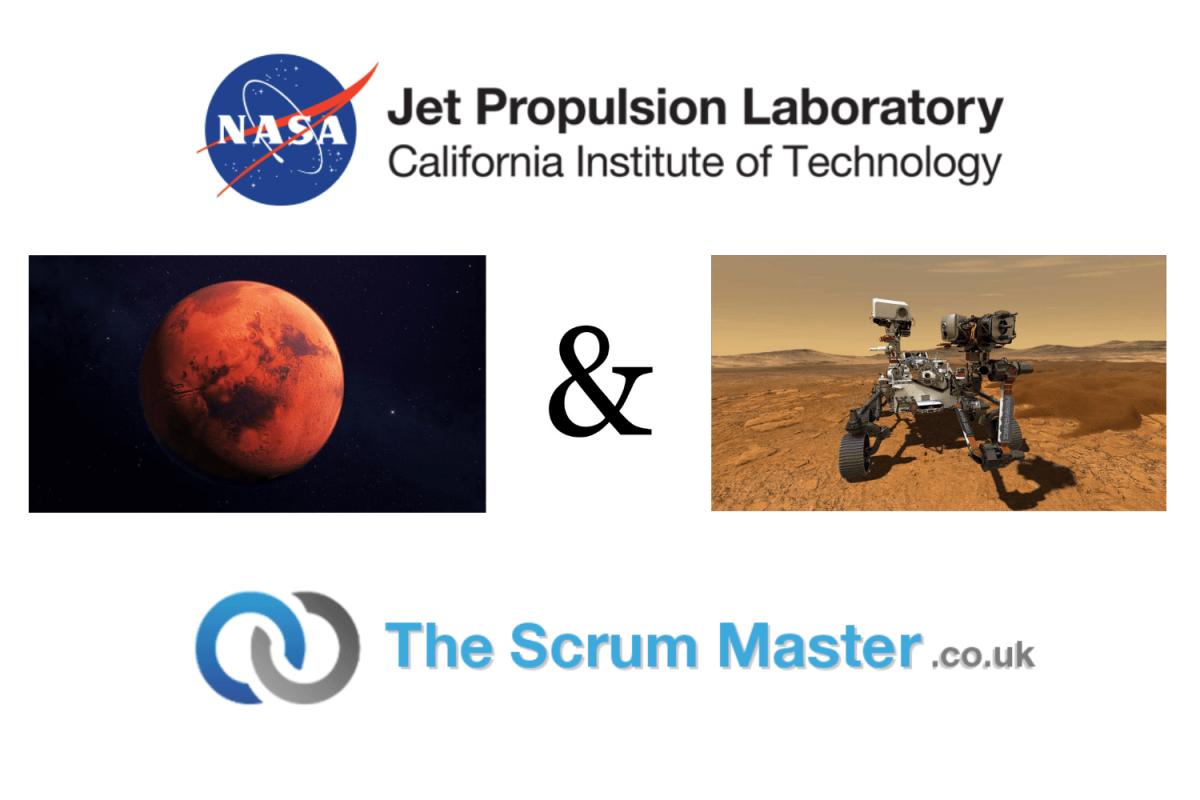NASA Jet Propulsion Laboratory & TheScrumMaster.co.uk