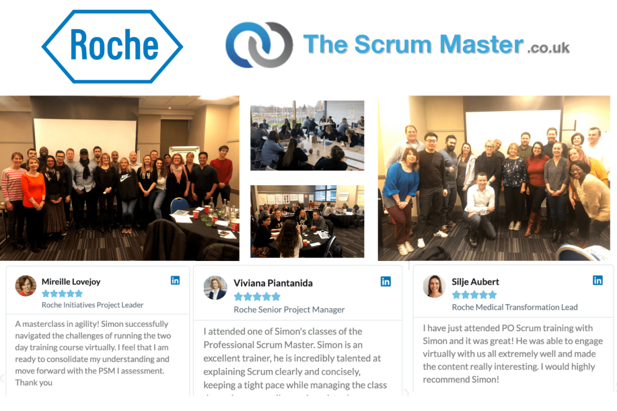 Roche & TheScrumMaster.co.uk