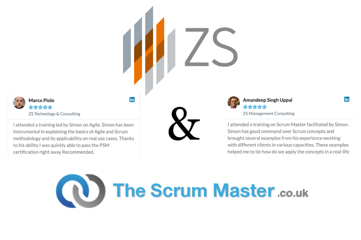 ZS & TheScrumMaster.co.uk