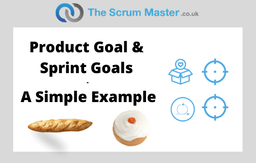 Product Goal & Sprint Goals – A Simple Example