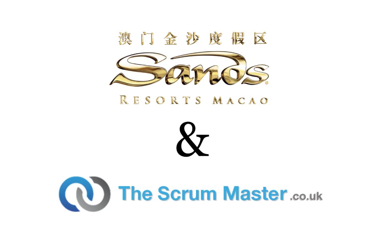The Sands Hotel Macau & TheScrumMaster.co.uk
