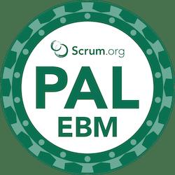 Professional Agile Leadership Evidence Based Management (Scrum.org)
