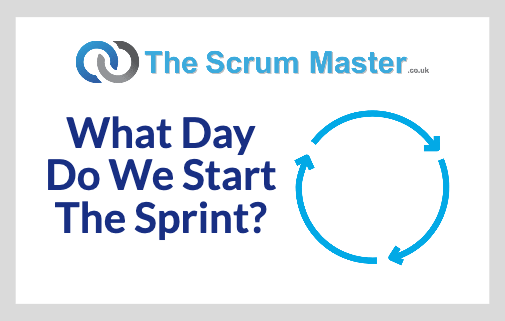 What Day Of The Week Should We Start The Sprint?